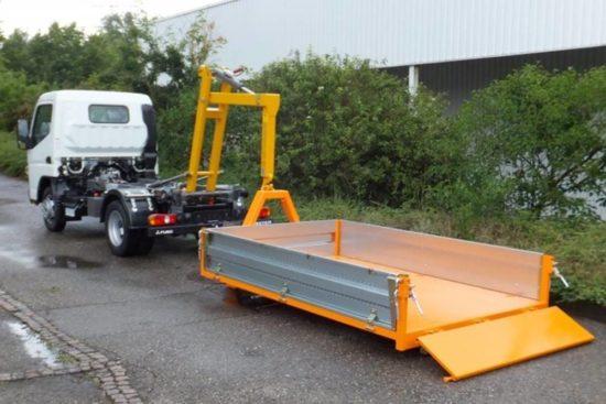 Tischler Fahrzeugtechnik Container